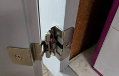 How To Adjust Old Cabinet Door Hinges Inspirational Repairman Install Cabinet Hinge How To Hinges Put Kitchen