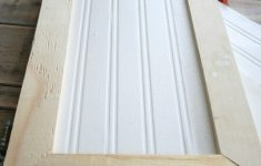 How To Build Kitchen Cabinet Doors Best Of Free Diy Beadboard Wallpaper Cabinets Nest Of Bliss