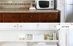 Ikea Cabinet Doors On Existing Cabinets Best Of Reconfiguring Existing Cabinets For A Fresh Look