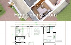 Interior House Plans With Photos Elegant House Design Plans 10x10 With 3 Bedrooms Full Interior In