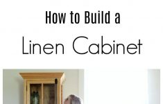 Linen Cabinet With Glass Doors Awesome Diy Linen Cabinet With Glass Door
