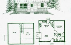 Luxury Log House Plans Unique 59 New Small Cabins With Loft Floor Plans Stock – Daftar