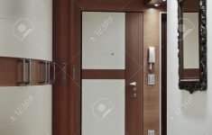 Modern Main Door Images Lovely Modern Main Door For Entrance Of Apartment With Tile Floor Amd