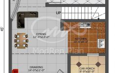 Most Popular House Plans 2014 New 5 Marla House Plan