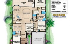 Narrow Lot House Plans One Story Unique Mediterranean House Plan E Story Home Floor Plan For