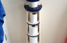 Nautica Bathroom Decor Fresh Lighthouse Toilet Paper Roll Holder What A Fun Idea Tried