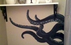 Octopus Bathroom Decor Best Of 47 Impressive Bathroom Decorating Ideas With Diy Mermaid