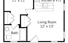 One Bedroom Guest House Plans Fresh Floor Plan