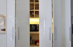 Pantry Cabinets With Doors Unique Pantry Bifold Doors …