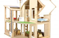 Plan Toys Doll Houses Elegant Plan Toys Eco Dollhouse