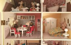 Plan toys Doll Houses Lovely Maileg Mäusehaus