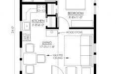 Plans For Guest House New Craftsman Ghb 432