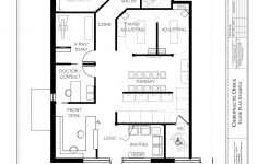 Program For Drawing House Plans Fresh Chiropractic Fice Floor Plans Versatile Medical Fice