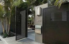 Simple Gate Designs For Homes Inspirational Simple Clean Modern Front Yard Landscaping Ideas 1 1