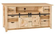 Sliding Door Tv Cabinet Awesome Teton Tv Stand With Sliding Barn Wood Door