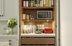 Small Cabinet Doors Awesome Breakfast Pantry Cabinet With Shelf Lighting Power Supply