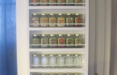 Spice Cabinet With Doors Unique Cabinet Pantry Door Spice Rack For Your Kitchen Storage
