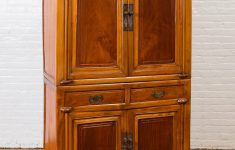 Storage Cabinet With Doors And Drawers Best Of Chinese Antique Two Toned Stacking Storage Cabinet With Doors And Drawers