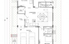 Villa Type House Plans Elegant Type A West Facing Villa Ground Floor Plan