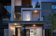 Villa Type House Plans Unique 50 Narrow Lot Houses That Transform A Skinny Exterior Into