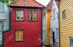 Www Beautiful Houses Pictures Elegant Beautiful Houses In The City Centre Of Bergen Norway