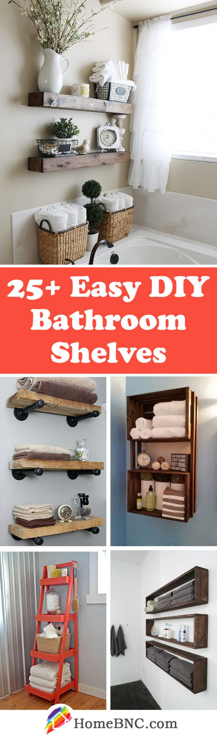 Bathroom Shelf Decorating Ideas 2021