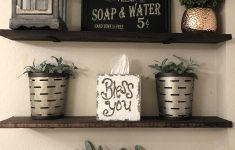 Bathroom Shelf Decorating Ideas Best Of Diy Farmhouse Bathroom Shelves