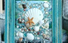 Beach Scene Bathroom Decor Elegant Beach Decor Of Seashell Art Beach Bathroom Decor Wall