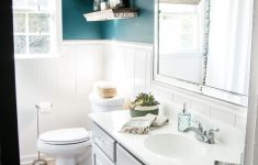 Boy And Girl Shared Bathroom Decorating Ideas Luxury Kid S Guest Bathroom Makeover Reveal Bless Er House