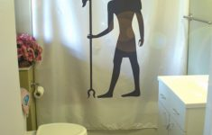 Egyptian Bathroom Decor New Egyptian God Ra Shower Curtain Ancient Deity Egypt Sun Solar