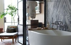 Elle Decor Bathrooms Beautiful Made To Measure A Loft Apartment By Len Morgan