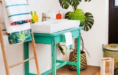 Hawaiian Bathroom Decor Luxury 30 Tropical Bathroom Decor 20 – Kawaii Interior