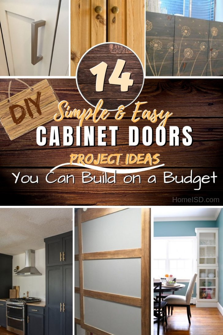 Homemade Cabinet Doors 2021