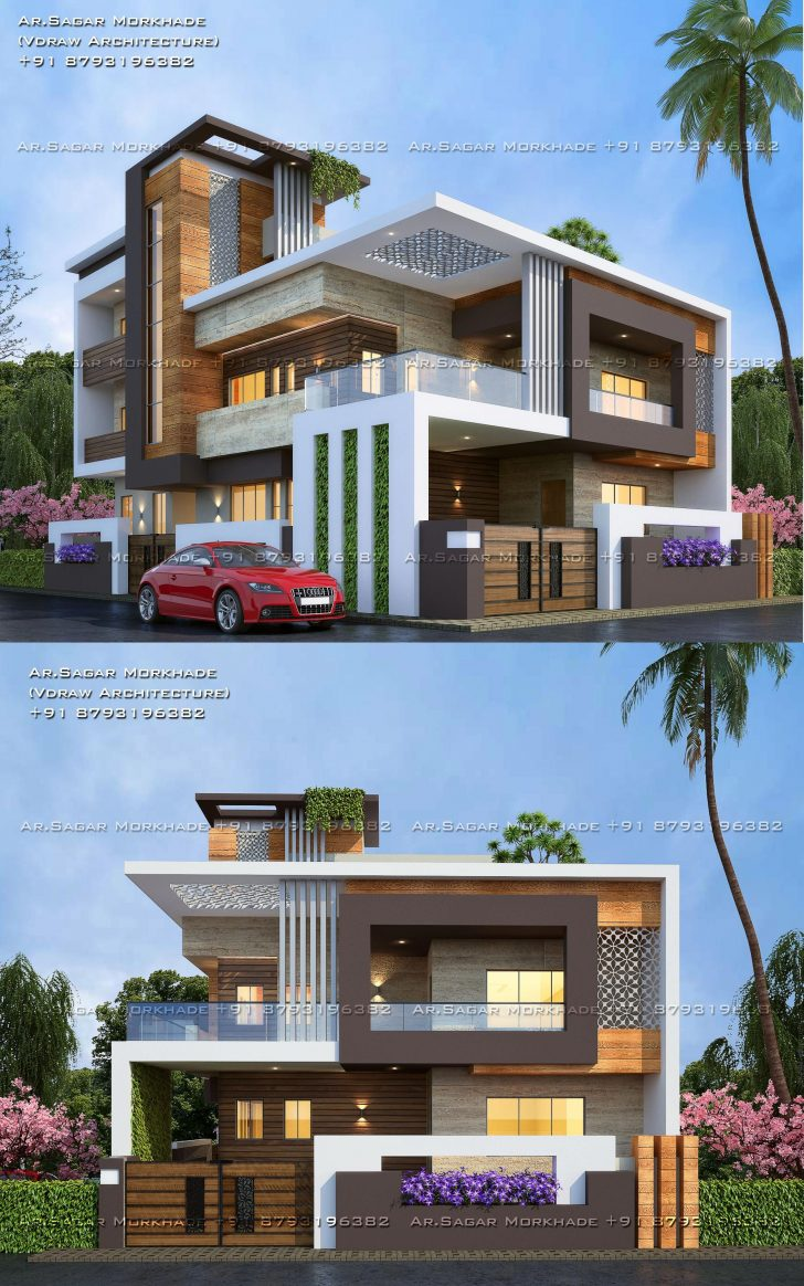 Latest Exterior House Designs 2020