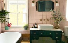 Lime Green Bathroom Decor Awesome 15 Ideas For Gorgeous Green Bathrooms