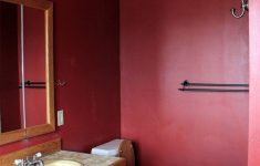 Maroon Bathroom Decor Lovely Before & After An Outdated Master Bathroom Goes From Maroon