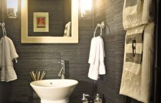 Masculine Bathroom Decorating Ideas Awesome Powder Room Decor To Make Your Bathroom Turn Into Palace