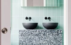 Mint Bathroom Decor Best Of Rena Concrete Basins In Black By Kast Were Featured In This