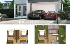 Modern African House Plans Awesome House Plans Idea 8x12 With 4 Bedrooms