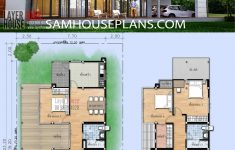 Modern African House Plans New House Plans Idea 7 7x19m With 4 Bedrooms