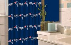 Nfl Bathroom Decor New Nfl New England Patriots Decorative Bath Collection Shower Curtain