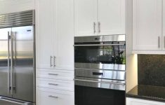 Replacing Kitchen Cabinet Doors And Drawer Fronts Awesome Naples White Rtf Shaker Custom Cabinet Door