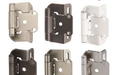 Self Closing Cabinet Door Hinges Fresh Adjustable 1 2 Inch Overlay Partial Wrap Self Closing