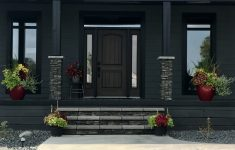 Simple And Elegant House Best Of Stone Steps Wel Ing Front Door Simple And Elegant