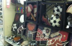 Sports Themed Bathroom Decor Lovely Guess Ill Be Checking Hobby Lobby Sport Decor From