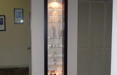 Wall Mounted Display Cabinets With Glass Doors Lovely A Recessed Bertby Display Cabinet