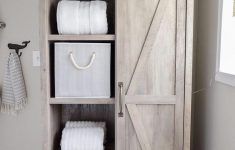 Walmart Storage Cabinets With Doors New Modern Farmhouse Storage Cabinet Via Cottagefox Farmhouse