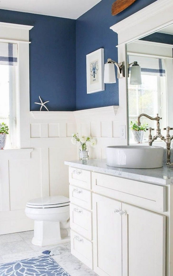 Beach Bathroom Decorating Ideas 2021