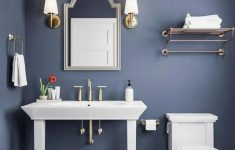 Blue Bathroom Decor Ideas Awesome 21 Beautiful Bathroom Décor Ideas with Blue Colors