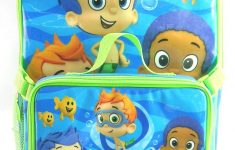 Bubble Guppies Bathroom Decor Fresh Bubble Guppies Backpack
